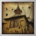 La iglesia del cuervo impresiones