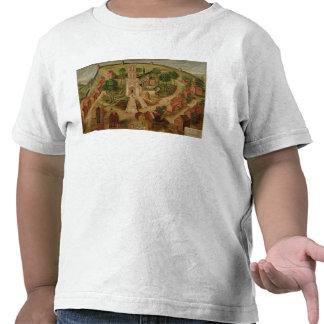 La iglesia del Santo-Gery Camiseta
