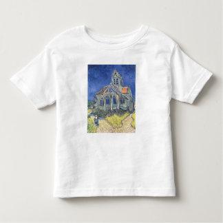 La iglesia en el Auvers-sur-Oise Playeras