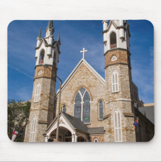 La iglesia episcopal Grand Rapids de St Mark Alfombrillas De Ratón