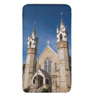 La iglesia episcopal Grand Rapids de St Mark Funda Acolchada Para Galaxy S5