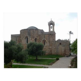 La iglesia Líbano de San Juan Postal