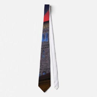 La iglesia luterana del redentor corbata
