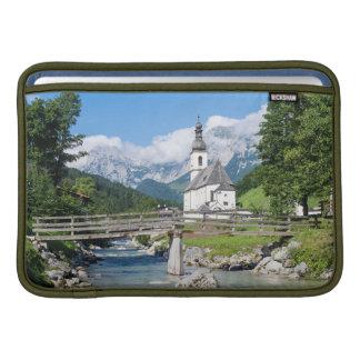 La iglesia parroquial de Ramsau Fundas MacBook