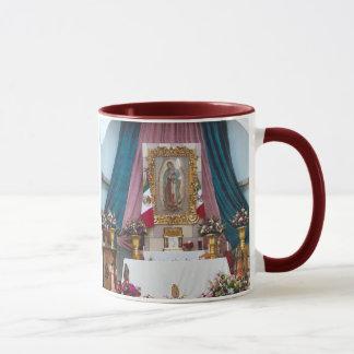 La Iglesia Sta. Maria Del Oro Jalisco Mug