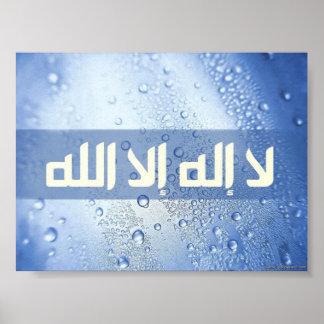 La Ilaha Illallah Poster