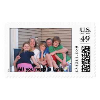 ¡La imagen 011, todos lo que usted necesita es Sellos Postales
