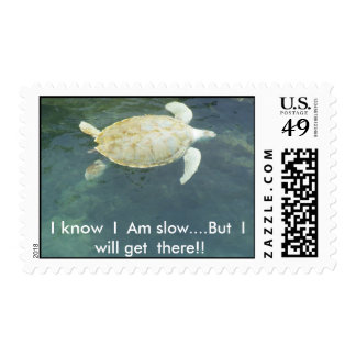 La imagen 012, sé que soy lento….Pero… Sellos