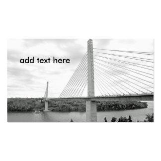 la imagen blanco y negro de un cable permanecía el tarjetas de visita