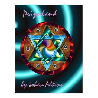 la imagen del prizim para Johan, Prizmland, por Postal