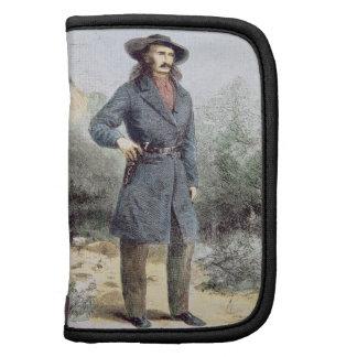 """La imagen primero publicada de """"Bill salvaje"""" Hick Organizadores"""