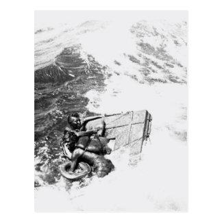 La imagen rescuing_War de U.S.S. Queenfish Postal