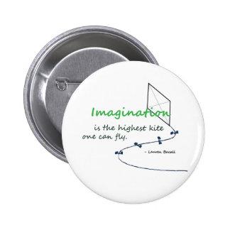 """La """"imaginación es la cometa más alta """" pins"""