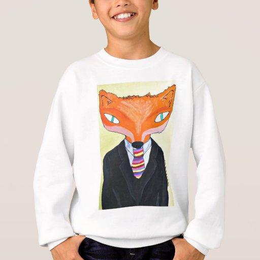 La importancia de Sr. Fox - por PaperTrees Sudadera