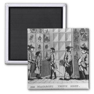 La imprenta de los macarrones, pub. por N. Darley Imán