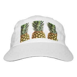 La impresión linda de la piña se divierte la tapa gorra de alto rendimiento