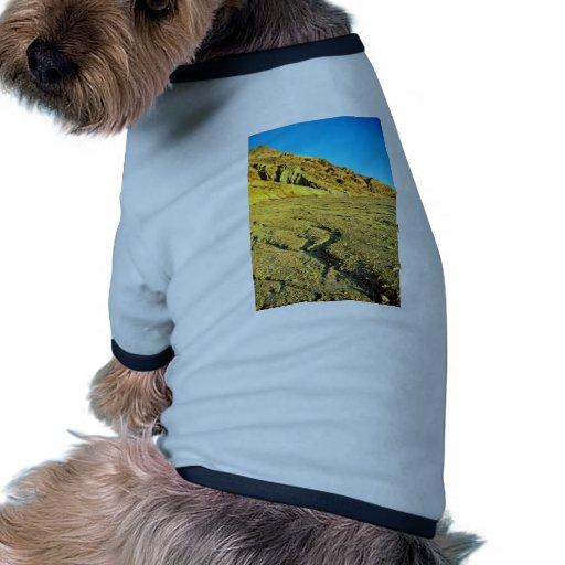 La impulsión del artista camiseta con mangas para perro