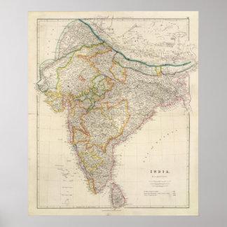 La India 8 Póster
