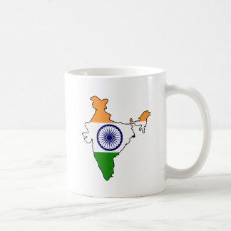 La India ADENTRO Taza