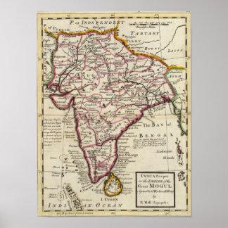 La India apropiada o el imperio del portalámparas  Póster