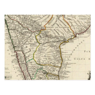 La India, Bangladesh, Asia Postal