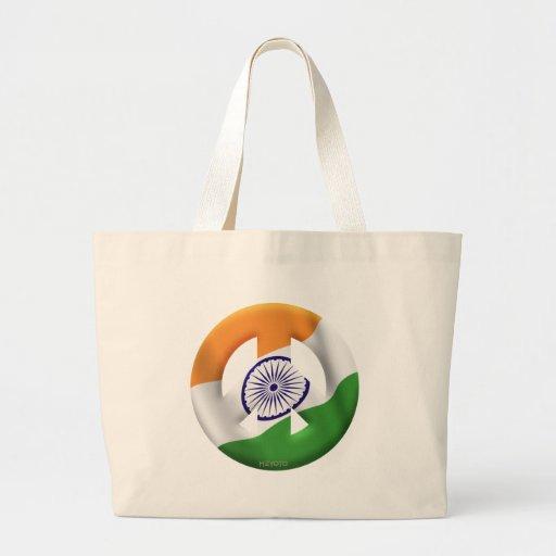 La India Bolsas Lienzo
