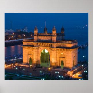 La INDIA, Bombay (Bombay): Entrada de la India/ Posters