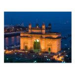 La INDIA, Bombay (Bombay): Entrada de la India/ Postal
