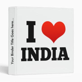 "La India Carpeta 1"""