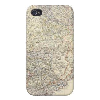 La India compuesta 2 iPhone 4/4S Carcasa