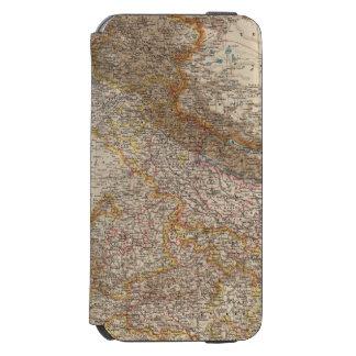 La India del norte Funda Cartera Para iPhone 6 Watson
