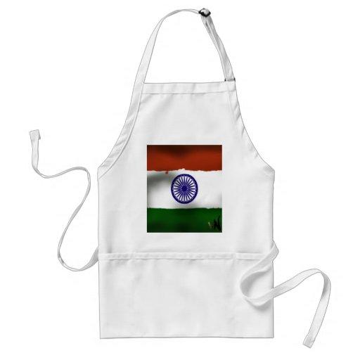 la India Delantales
