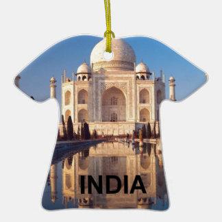 La India el Taj Mahal Angie Adornos De Navidad