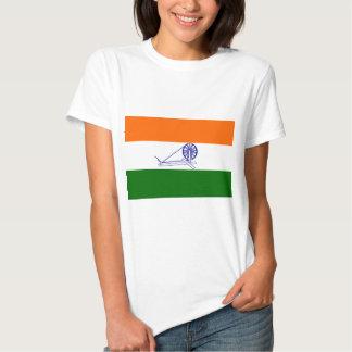 La India Flag (1931) Playera