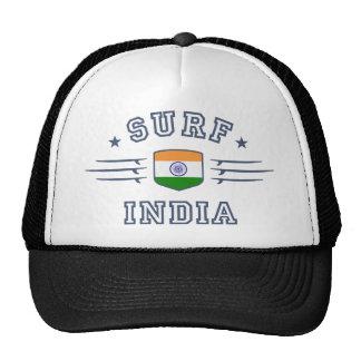 La India Gorros Bordados