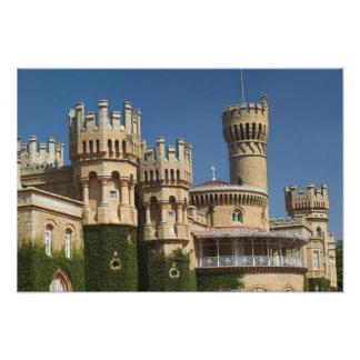 La INDIA, Karnataka, Bangalore: Palacio de Bangalo Impresión Fotográfica