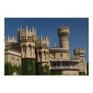 La INDIA, Karnataka, Bangalore: Palacio de Bangalo Póster