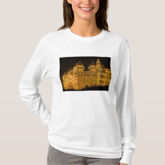 La INDIA, Karnataka, Mysore: El palacio de Playera