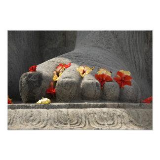 La India Mangalore Karkala Religión de Jains Impresión Fotográfica