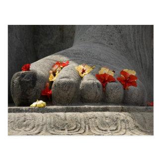 La India, Mangalore, Karkala. Religión de Jains Postales