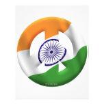 La India Membrete Personalizado