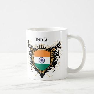 La India [personalice] Taza Clásica