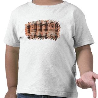 La INDIA, Rajasthán, Jaipur: Hawa Mahal (palacio Camiseta