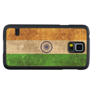 La India rasguñó worn.jpg Funda De Galaxy S5 Slim Arce