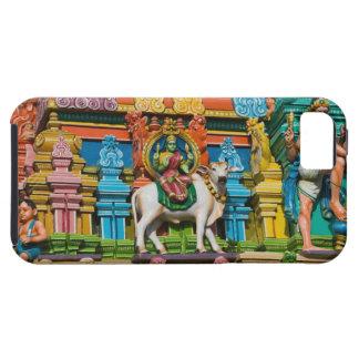La INDIA, Tamil Nadu, Chennai: Kapaleeshwarar Funda Para iPhone SE/5/5s
