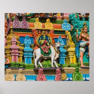 La INDIA, Tamil Nadu, Chennai: Kapaleeshwarar Póster