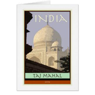La India Tarjeta De Felicitación