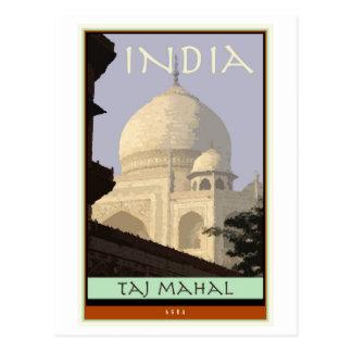 La India Tarjeta Postal