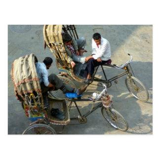 La India Postales