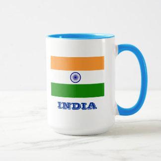 La India - taza de la estación de Reseach del